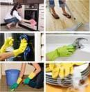 Ще почистите по-лесно, ако разпределите стаите и вида на работата