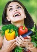 Сложете лимонов сок или оцет към водата на зеленчуците, за да са свежи