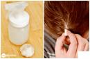 Спрете косопада с тоник от чесън и коприва