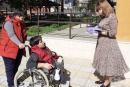 Над сто деца от ЦНСТ получиха персонални таблети за дистанционно обучение