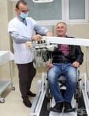Дентален кабинет за хора с увреждания откриха в Пловдив