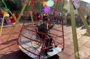 Децата с увреждания във Враца имат своя площадка за игри