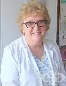 Д-р Мария Божидарова Петрова