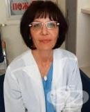Проф. д-р Детелина Влъчкова Луканова, дмн