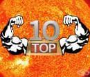Топ 10 на най-атлетичните спортисти в света