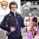 Били Джийн Кинг - тенис