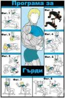 6 – седмичен сплит за по-големи гърди