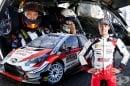 Себастиан Ожие – WRC