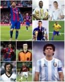 Най-великите футболисти в историята
