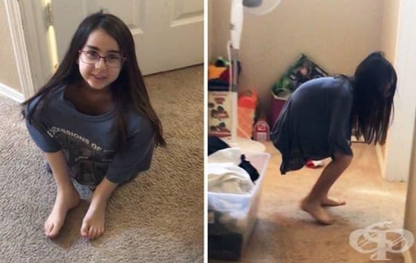 20 снимки показват, че животът с деца винаги е пълен с изненади