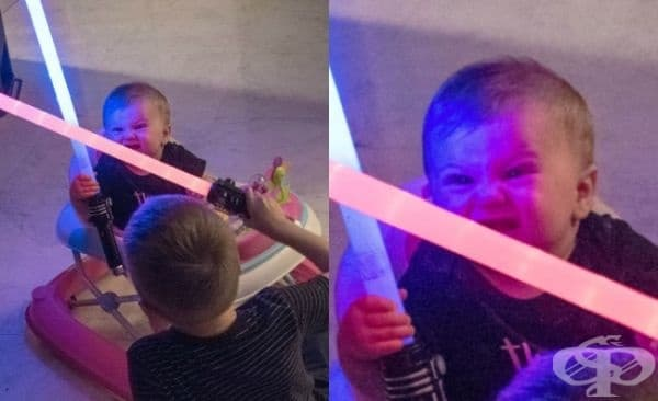 17 доказателства, че децата не обичат да спазват правила - изображение