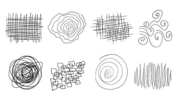 Изберете модел на несъзнателна рисунка и ние ще познаем емоционалното ви състояние