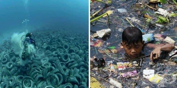 31 снимки показват в какво се превръща нашата планета