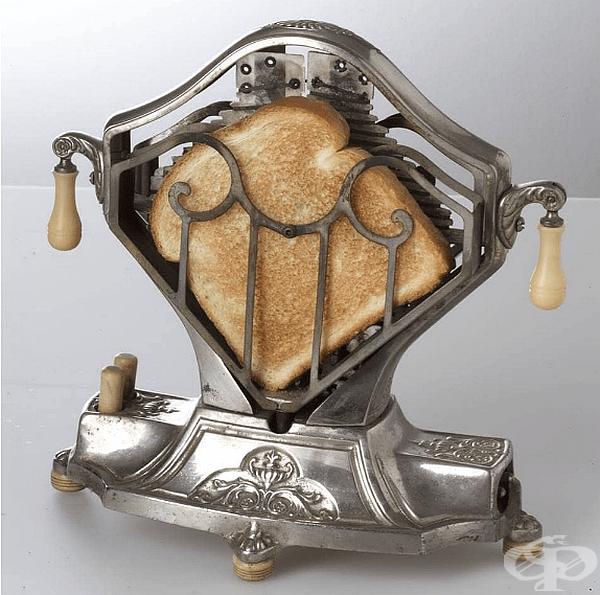 Електрически тостер Frary & Clark, 1924 g.