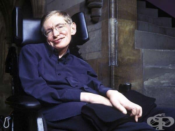 Стивън Хокинг е роден на 8 януари 1942 г. в Оксфорд, Англия - 300 години след смъртта на Галилео Галилей.