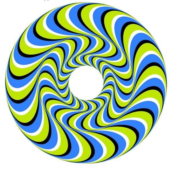 Тези кръгове дали са неподвижни?