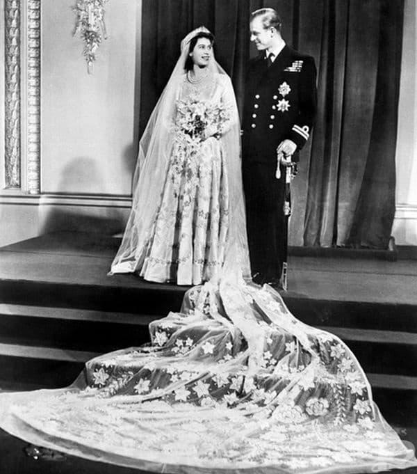 Принцеса Елизабет (кралица Елизабет II), 1947 г.