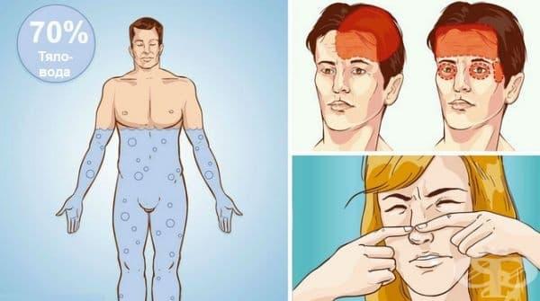 5 признака, че пиете малко вода - изображение