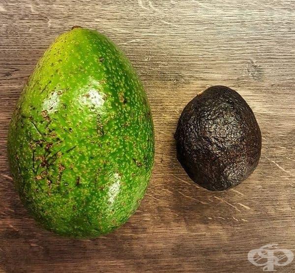 Венецуелско авокадо и немско авокадо от екопазар.