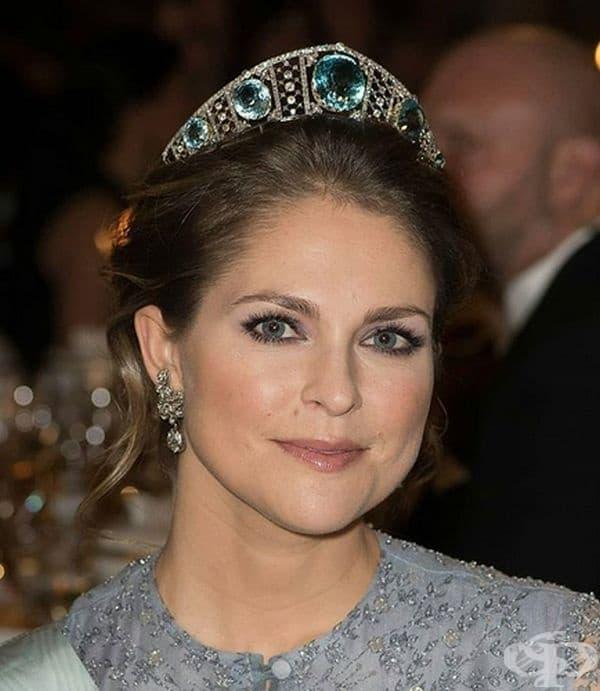 Принцеса Маделин от Швеция.