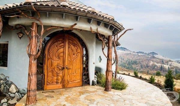 Обикновена къща отвън разкрива нов приказен свят отвътре