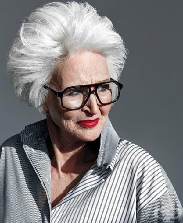 Нина Ивановна, 75 години.