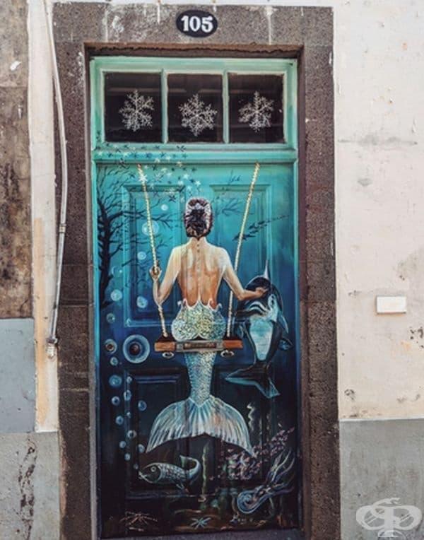 Скритата красота на вратите в Мадейра