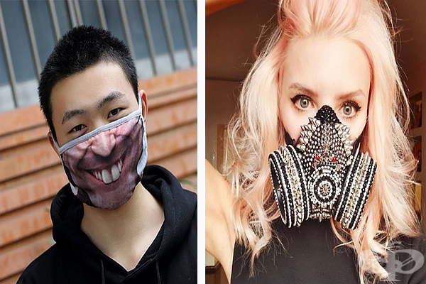 20 примера на защитни маски за лице на едно ново ниво - изображение