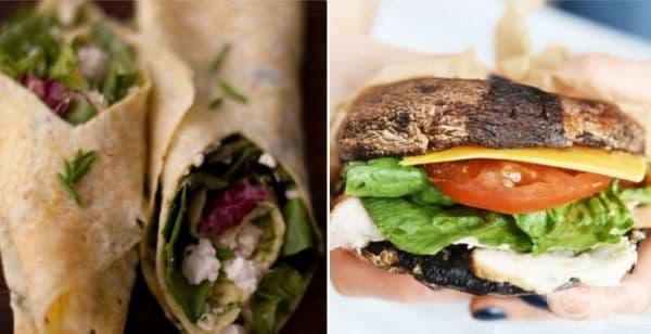 15 бургера без питка за тези, които не могат да ги откажат, но искат да отслабнат