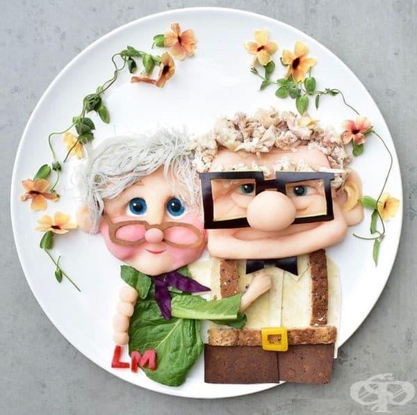 Карл и Ели