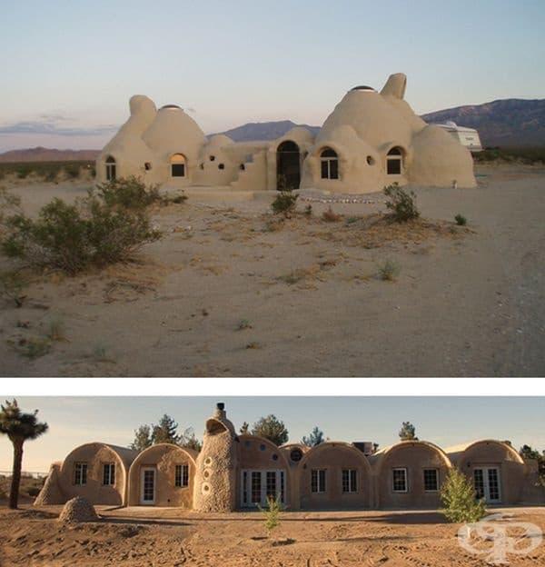 Основната идея е за еко къщи на Луната, но поради нереализирането на проекта, Халил е започнал да строи устойчиви на земетресение лунни постройки в Иран.