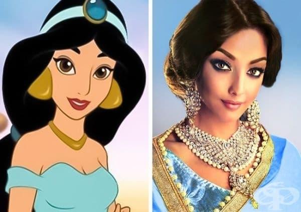 """Принцеса Жасмин - """"Аладин"""""""