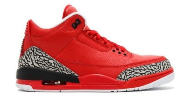 Air Jordan 3 Retro DJ Khaled Grateful (2017) - 6 450.47 $