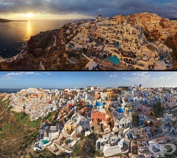 Ойя, Санторини, Гърция.