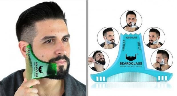 Тример за брадата. Този уред подхожда за различни форми и дължина на брада при мъжете. Неговата конструкция позволява да се избегнат грешки при бръснене в домашни условия.