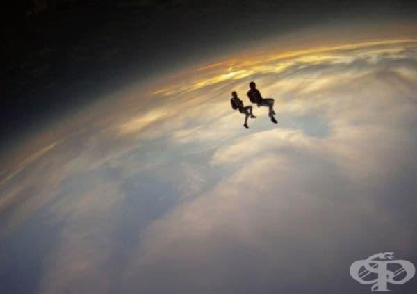 Космическа одисея.