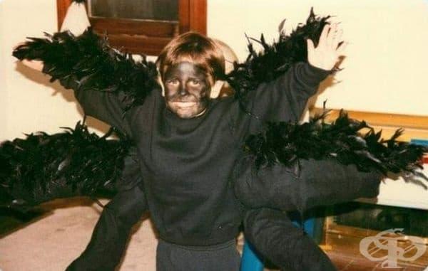 """""""Моят костюм на паяк!"""""""