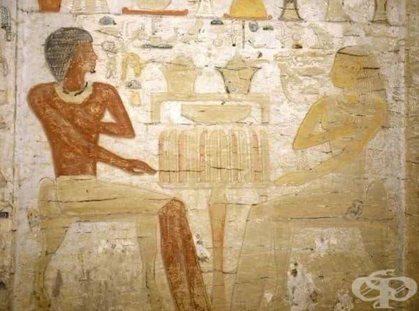 Според учените в една от тези шахти може да бъде открит саркофагът на Уатай и артефакти, погребани с него.