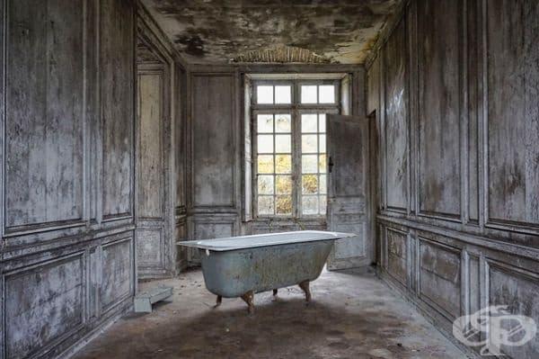 Замък във Франция.