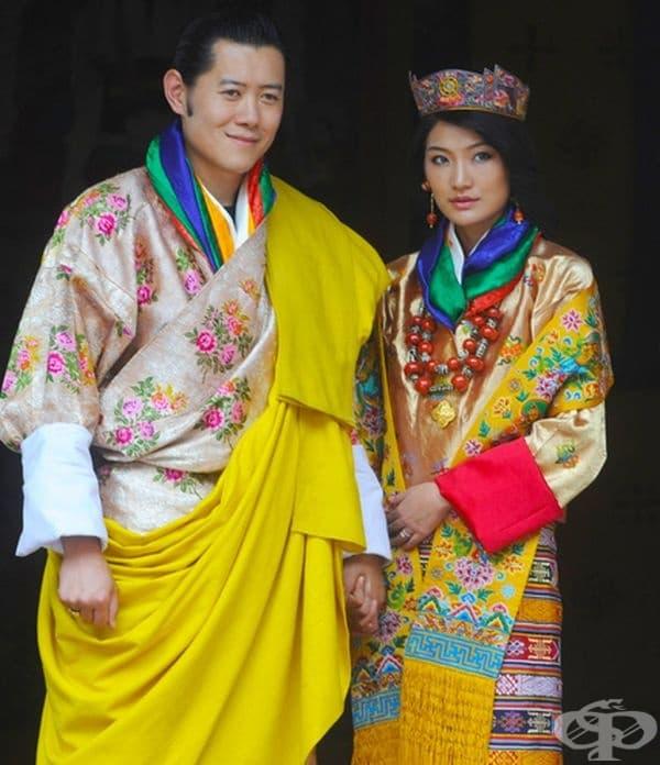 Кралицата на Бутан Джецун Пема Вангчук, 2011 г.