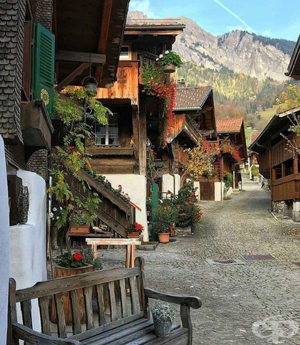 Бриенц, Швейцария.