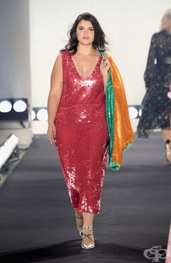 Стандартите се променят: модели с 52-ри размер завладяха Седмицата на модата в Ню Йорк