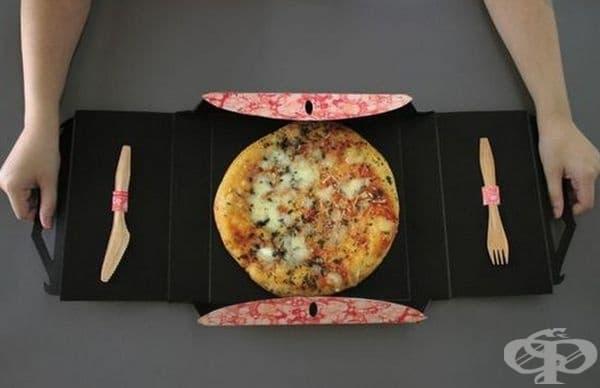 Пакет за пица.