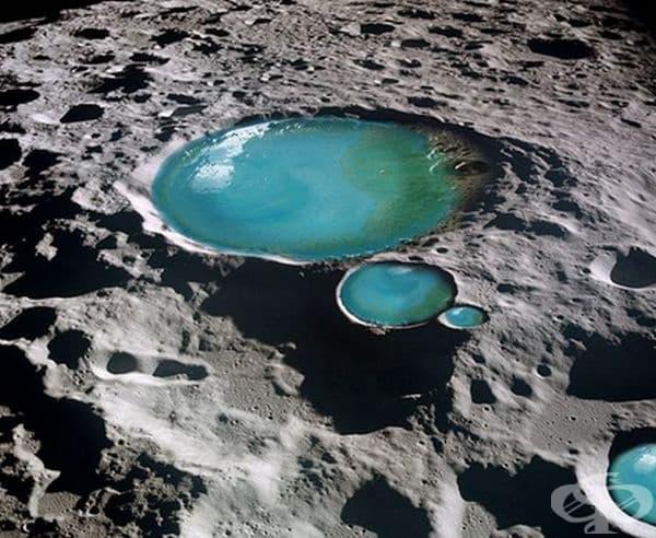 На 13 ноември 2009 г. НАСА обяви, че са открили вода на Луната.