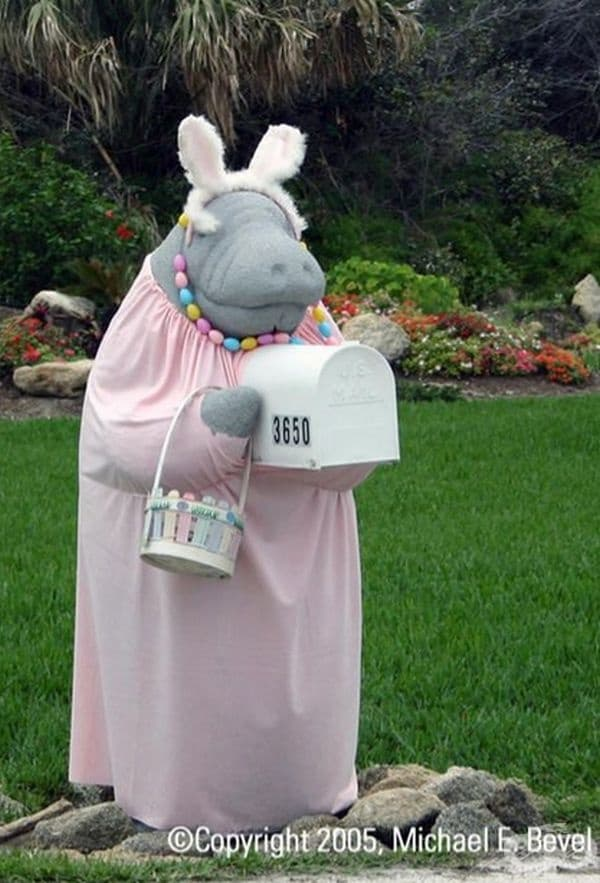 В духа на Великден, може би?