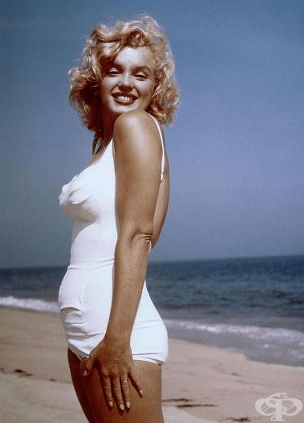 Мерилин Монро се счита от мнозина за най-емблематичната и красива жена на всички времена.