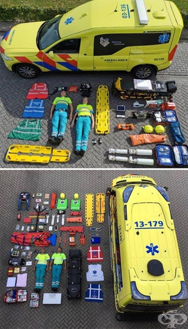 Холандски линейки