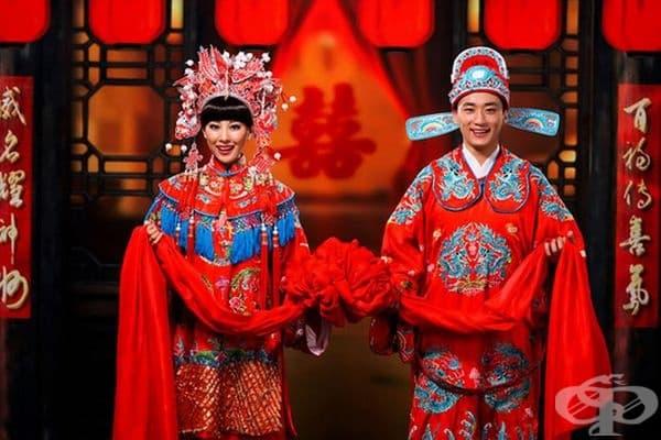 Китайска сватба