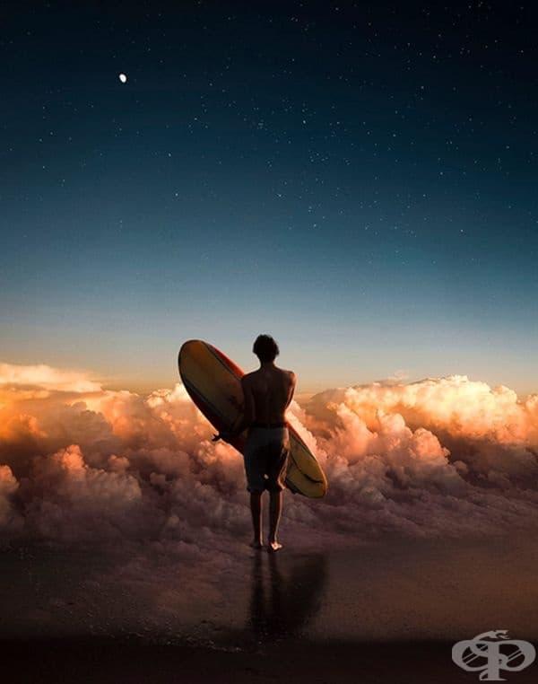 Какво ще се получи, ако всичко, което си въобразявате, се превърне в реалност