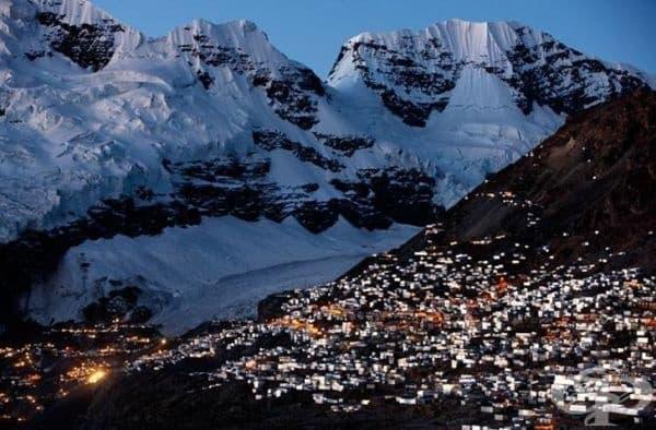 Ринконада, Перу